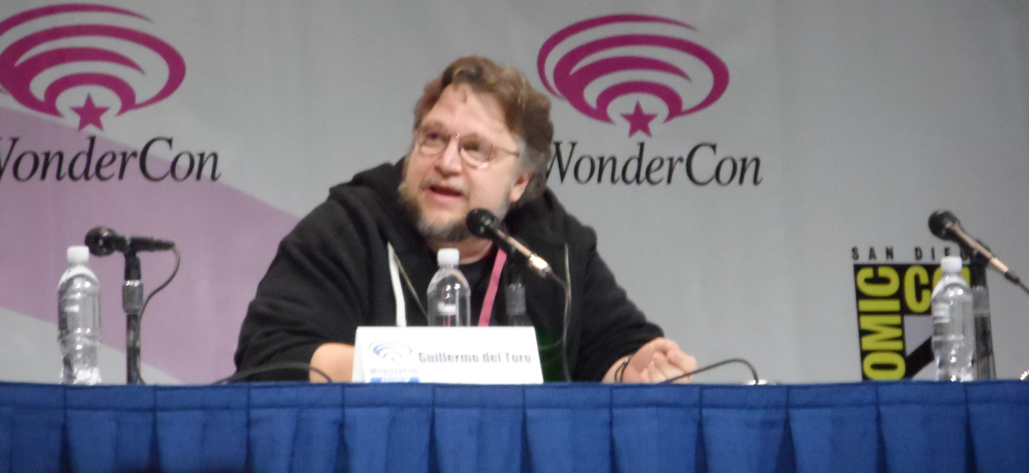 Wondercon, Guillermo Del Toro, Pacific Rim