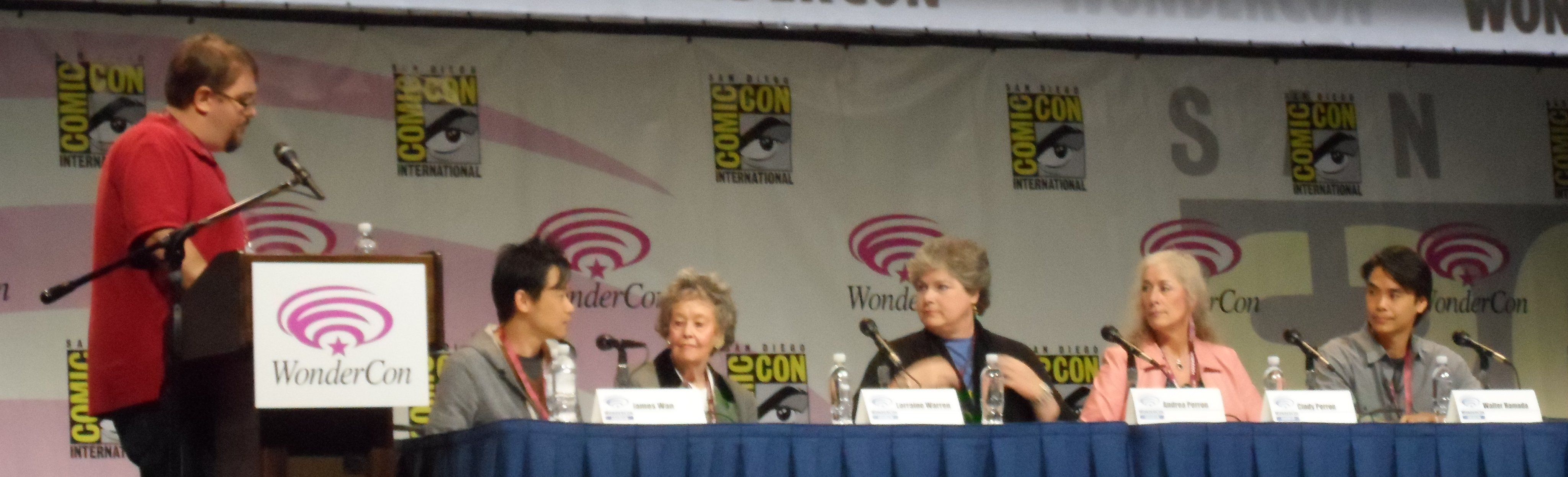 Wondercon The Conjuring