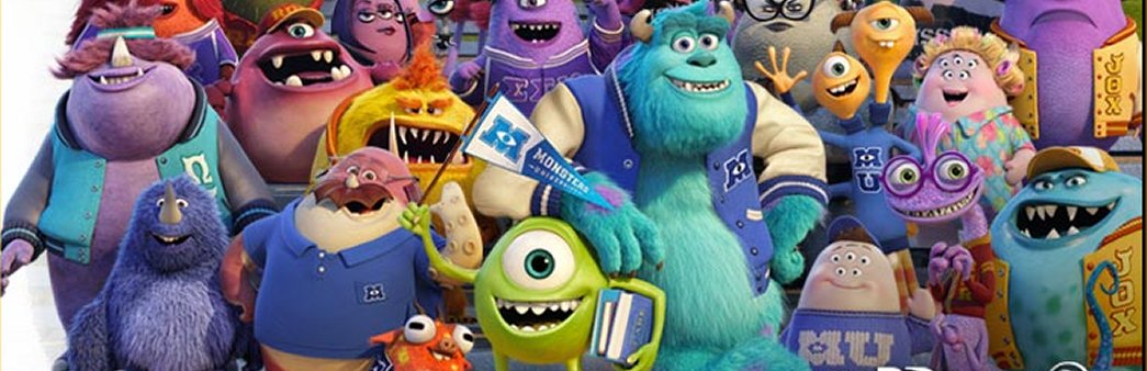 Monsters University, Mike, Sully