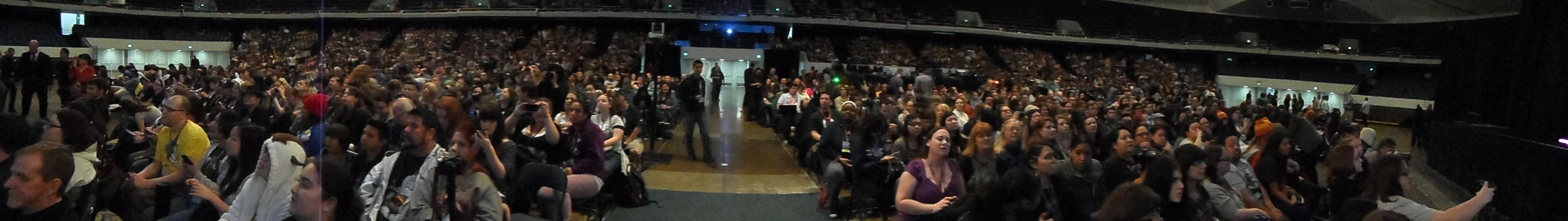 Wondercon Anaheim 2013: The Sunday Audience