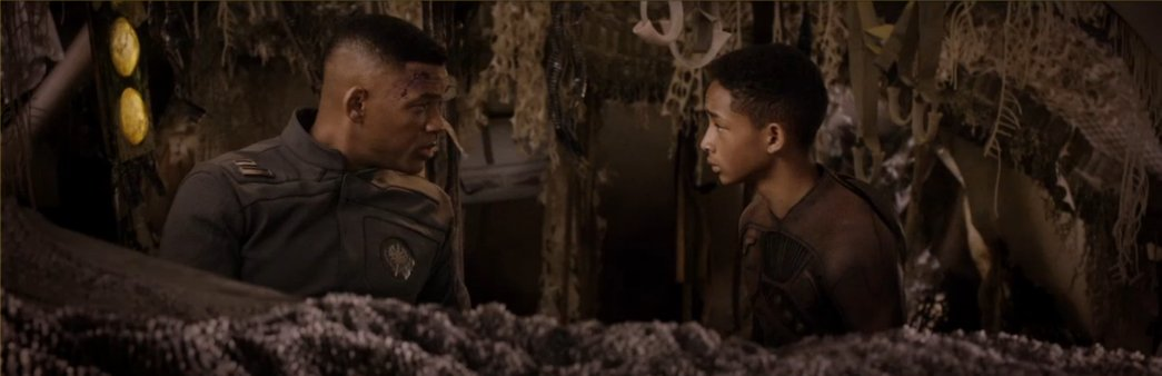 After Earth, Will Smith, Cypher, Jaden Smith, Kitai