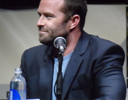 300: Rise of an Empire Comic-Con 2013 Sullivan Stapleton