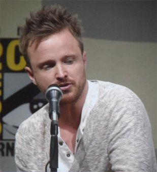 Aaron Paul as Jesse Pinkman Breaking Bad Comic-Con 2013 Panel
