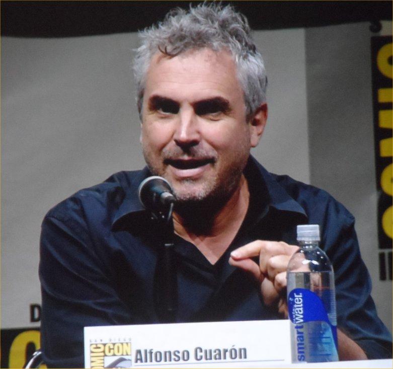 Alfonso Cuaron, The Visionaries, Comic-Con 2013