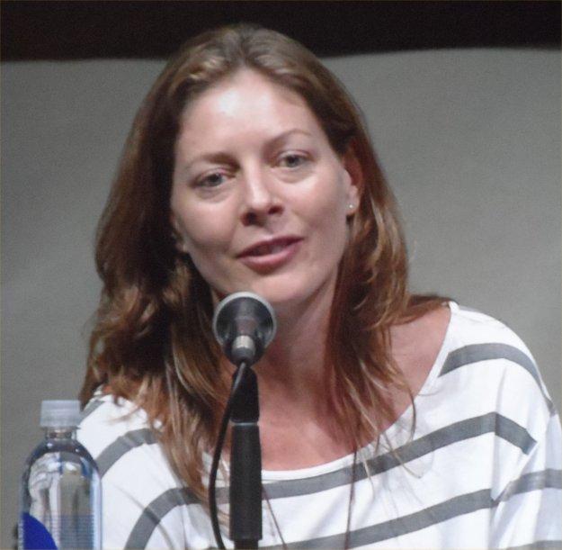 Amy Gilliam, The Zero Theorem, Comic-Con 2013
