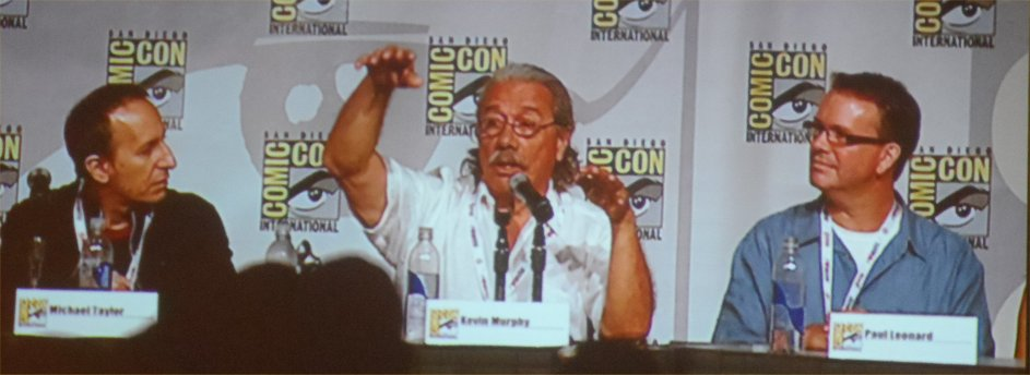 Battlestar Galactica, Edward James Olmos, SDCC 2013