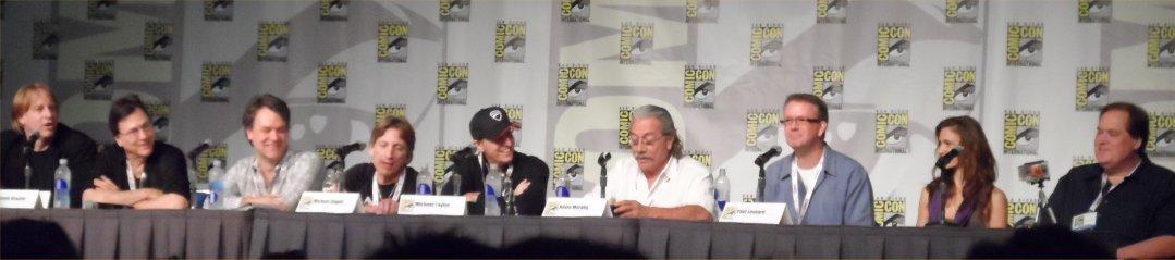 Battlestar Galactica Panel, Comic-Con 2013