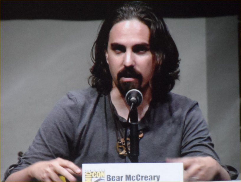 Bear McCreary, Europa Report, Comic-Con 2013