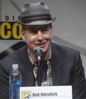 Bob Odenkirk as Saul Goodman Breaking Bad Panel Comic-Con 2013