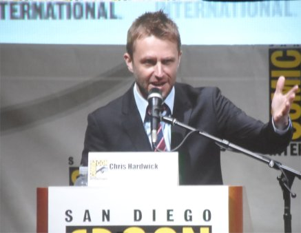 Chris Hardwick Breaking Bad Panel Comic-Con 2013