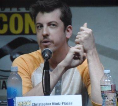 Chris Mintze-Plasse Comic-Con 2013