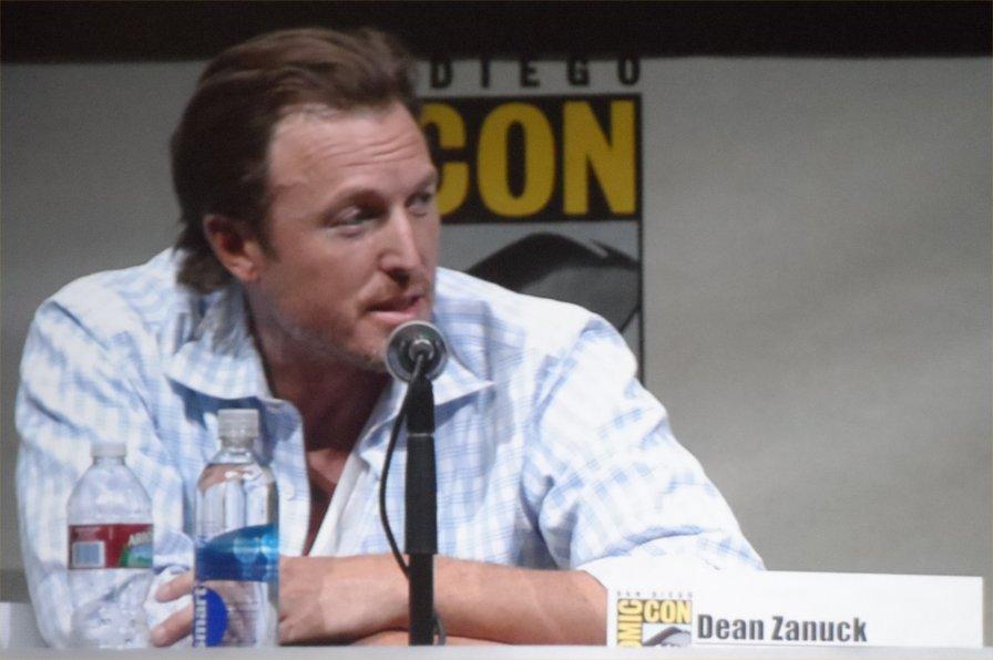 Dean Zanuck, The Zero Theorem, Comic-Con 2013