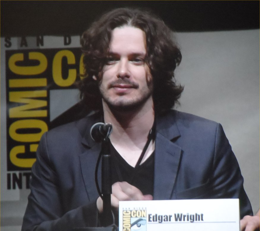 Edgar Wright, The World's End, Comic-Con 2013