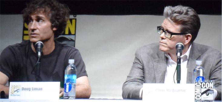 Edge of Tomorrow Comic-Con 2013 Doug Liman and Chris McQuarrie