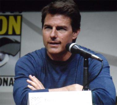 Edge of Tomorrow Comic-Con 2013 Tom Cruise