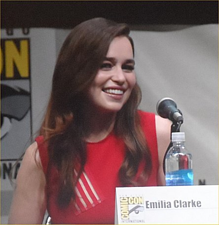 Game of Thrones, Emilia Clarke, Comic-Con 2013