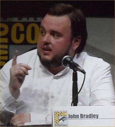 John Bradley, Game of Thrones, Comic-Con 2013