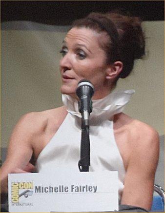 Game of Thrones, Michelle Fairley, Comic-Con 2013