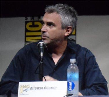 Gravity Comic-Con Alfonso Cuaron