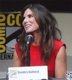 Gravity Comic-Con 2013 Sandra Bullock