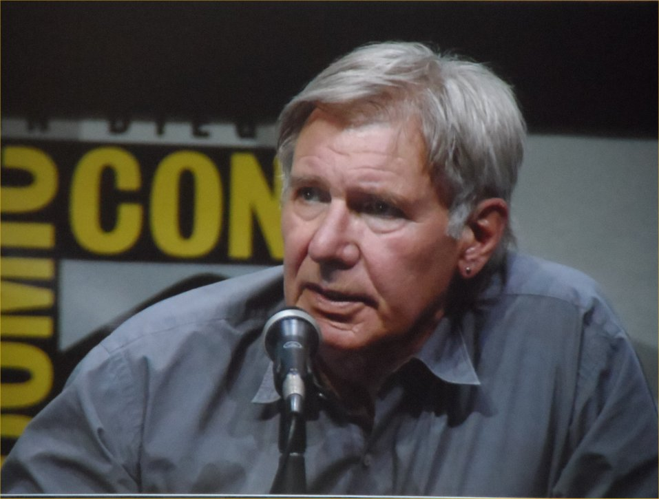 Harrison Ford, Ender's Game, Comic-Con 2013
