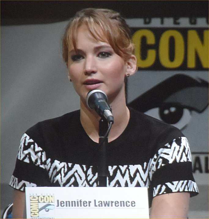 Jennifer Lawrence, Hunger Games, Catching Fire, Hunger Games: Catching Fire, Comic-Con 2013