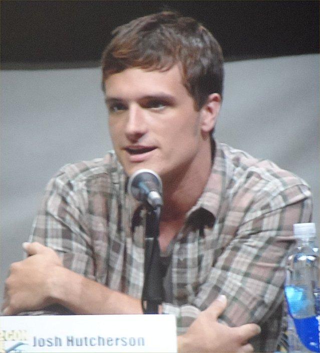 Josh Hutcherson, Hunger Games, Catching Fire, Hunger Games: Catching Fire, Comic-Con 2013
