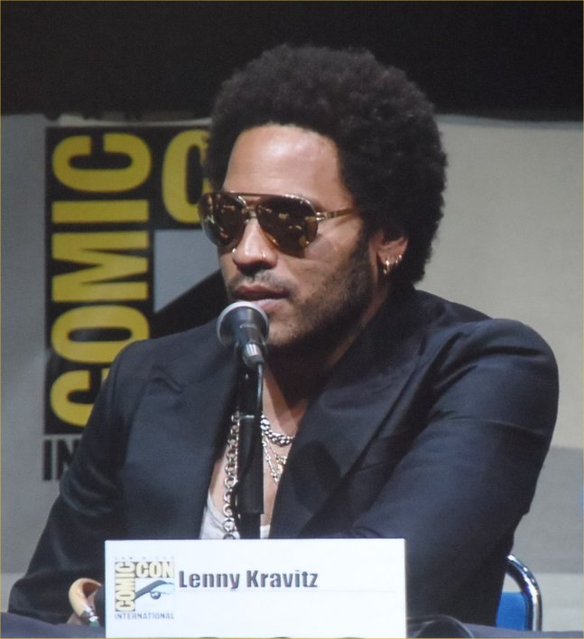 Hunger Games, Catching Fire, Hunger Games: Catching Fire, Lenny Kravitz, Comic-Con 2013