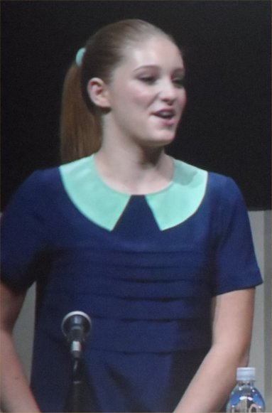 Hunger Games, Catching Fire, Hunger Games: Catching Fire, Willow Shields, Comic-Con 2013