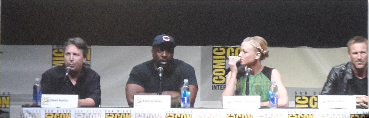 I Frankenstein, Comic-Con 2013