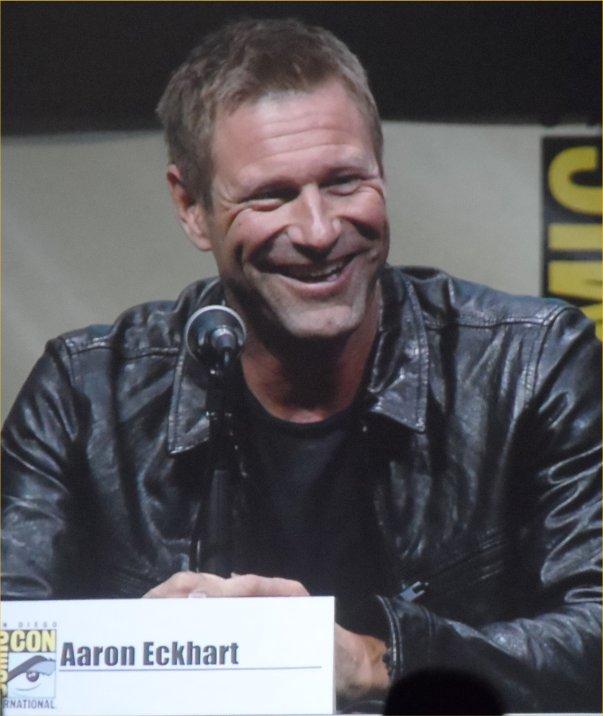I Frankenstein, Aaron Eckhart, Comic-Con 2013