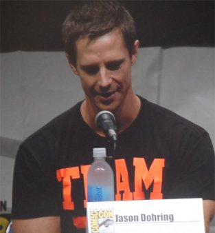 Jason Dohring Veronica Mars Comic-Con 2013