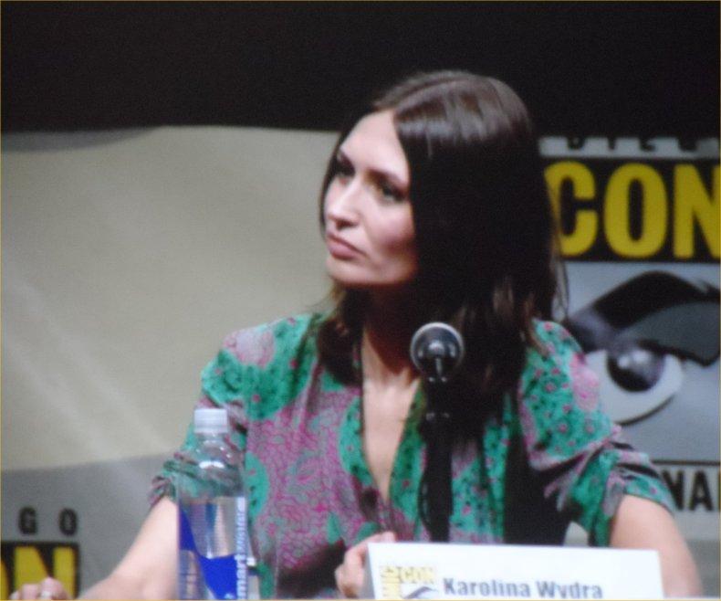 Karolina Wydra, Europa Report, Comic-Con 2013