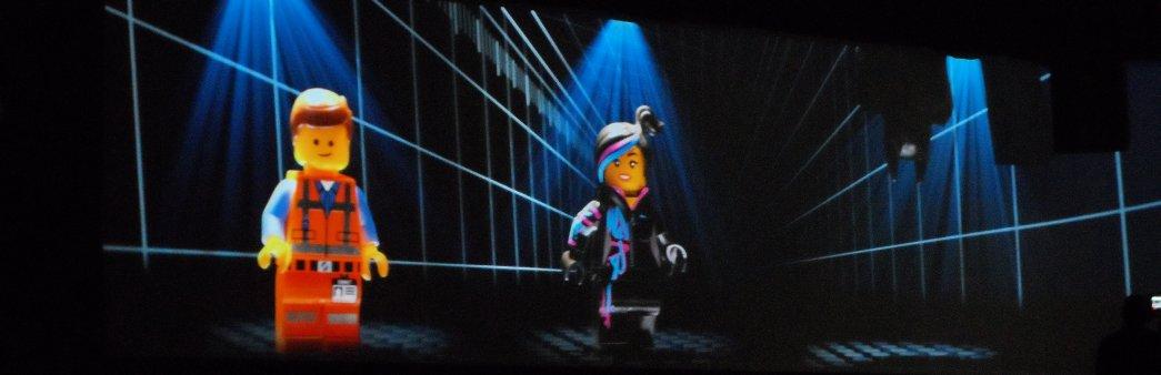 Lego Movie Comic-Con 2013
