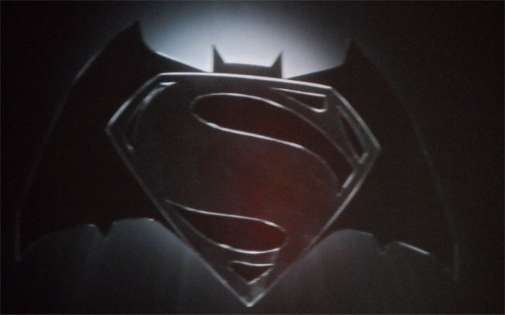 Man of Steel 2 announcement at Comic-Con 2013, Batman and Superman Logo Unveiled