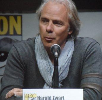 Harald Zwart director of Mortal Instruments Comic Con 2013