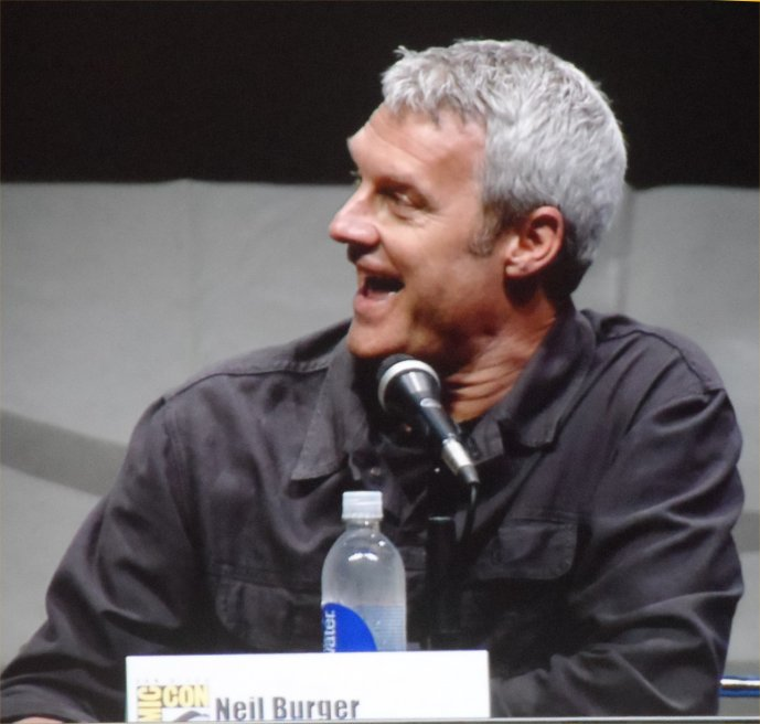 Neil Burger, Divergent, Comic-Con 2013