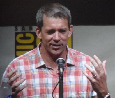 Rob Thomas Veronica Mars Comic-Con 2013