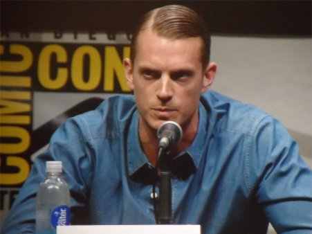 Robocop Comic Con 2013 Joel Kinnaman
