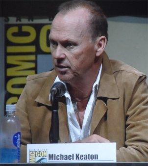 Robocop Panel Michael Keaton Comic Con 2013
