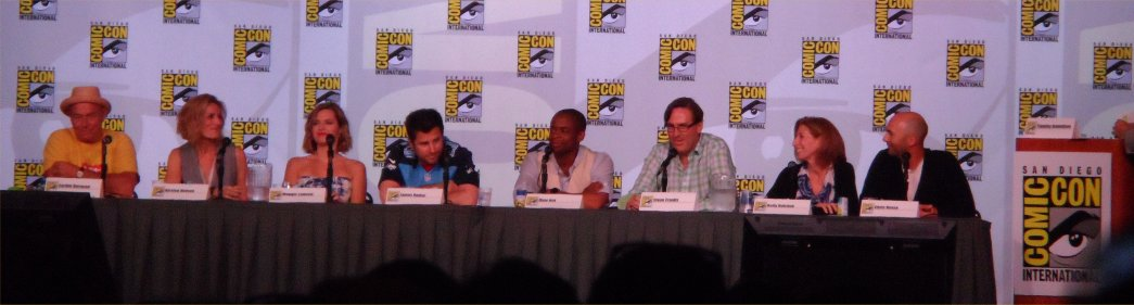 Psych, SDCC, Comic-Con
