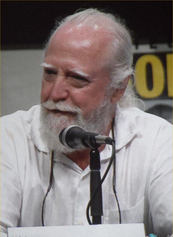 The Walking Dead, Scott Wilson, Comic-Con 2013