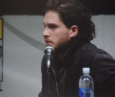 Kit Harington, Comic-Con 2013 for Seventh Son