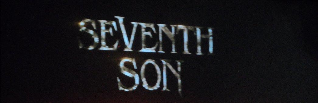 Seventh Son logo from Comic-con 2013