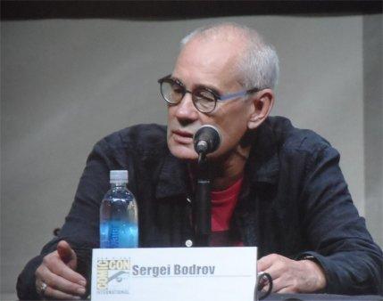 Sergei Bordov Comic-Con 2013 for Seventh Son