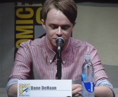 The Amazing Spiderman 2 Dane DeHaan Comic Con 2013 Norman Osborne