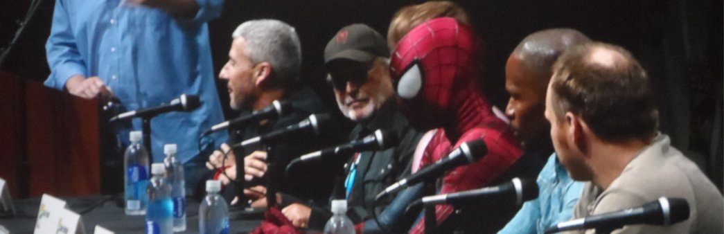 The Amazing Spiderman 2 Panel at Comic Con 2013
