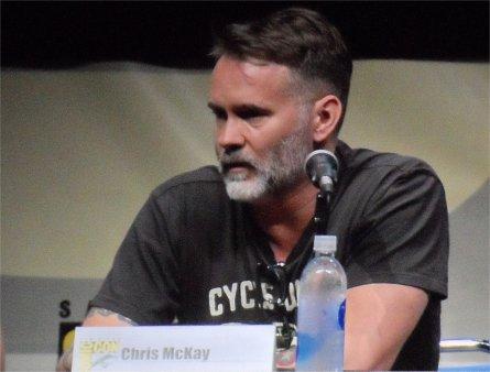 Lego Movie Comic-Con 2013 Chris McKay