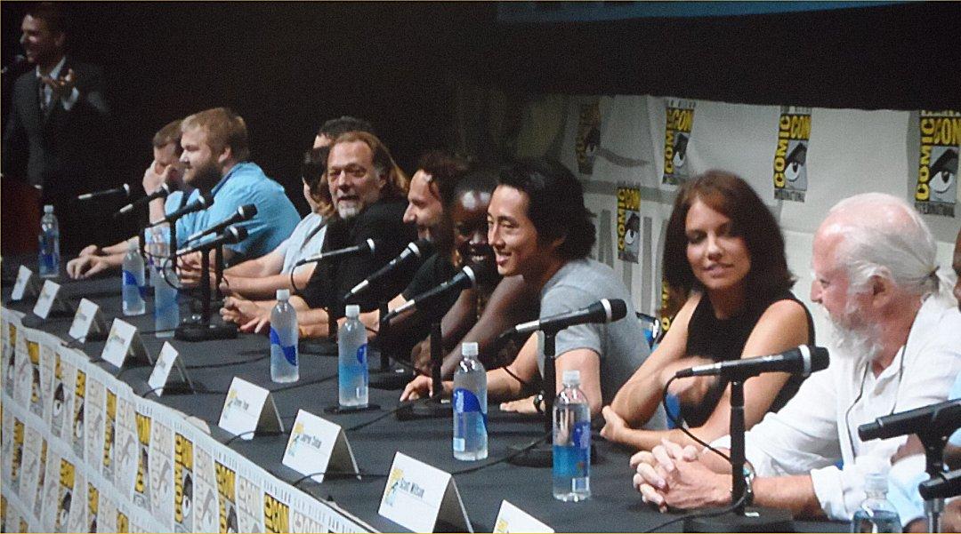 The Walking Dead, Comic-Con 2013