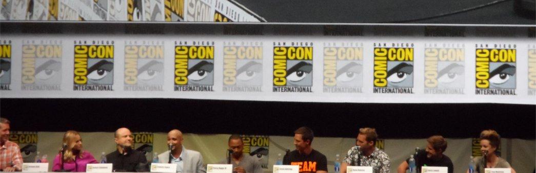 Veronica Mars Kickstarter Panel at Comic-Con 2013